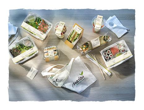 Frische Produkte in unserem Natsu Store