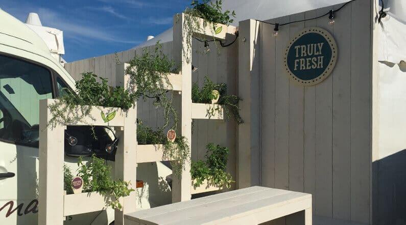 Natsu Food Truck beim Kitesurf Worldcup 2017