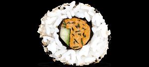 Salade de saumon, Courgette, Sésame